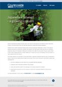 Residential knotweed